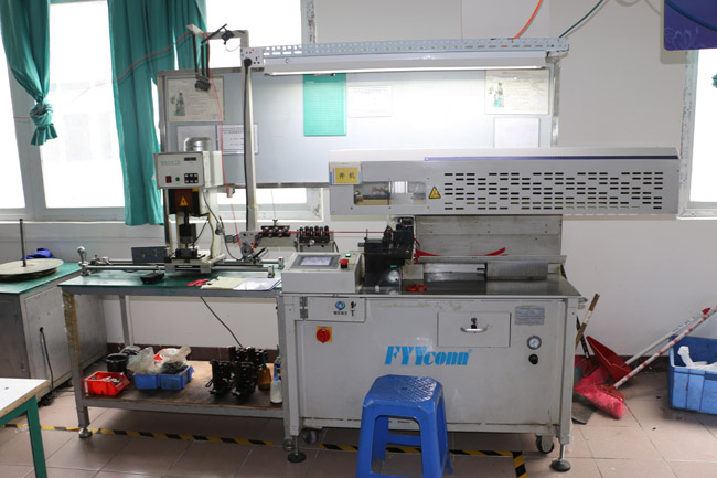 Multi function line cutting machine